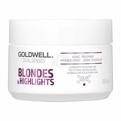 Goldwell Dualsenses Blondes & Highlights 60 Sec. Treatment