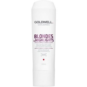 Goldwell Conditioner double Senses Blondes & Highlights Anti-Jaune