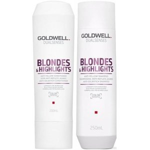 Goldwell Doppio Senses Blondes & Evidenziare Duo Pack