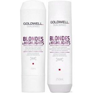 Goldwell Dual Senses rubias y Resaltar Duo Pack