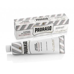 Proraso White Tube Sensitive Skin