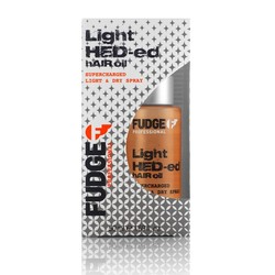 Fudge Light Hed-ed Hair Oil