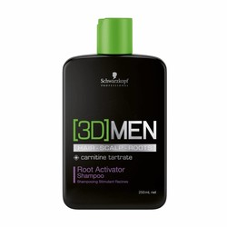 Schwarzkopf [3D] Men Activating Shampoo