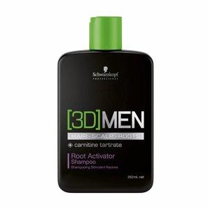 Schwarzkopf [3D]Men Activating Shampoo