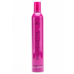 Schwarzkopf Silueta Color Brilliance Mousse