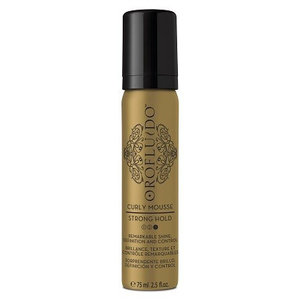 Orofluido Curly Mousse 75ml