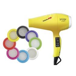 BaByliss Pro Luminoso Ionic Giallo Haardroger BAB6350IYE