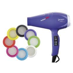 BaByliss Pro BAB6350IPE Viola Luminoso iónico Secador de pelo
