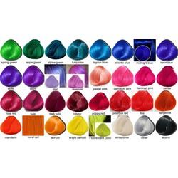 La Riche Indicazioni Color Chart