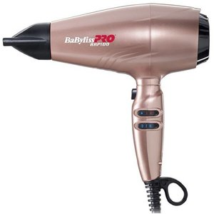 BaByliss Pro Rapido Sèche-cheveux BAB7000IRGE Limited Edition