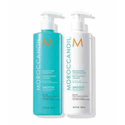 Moroccanoil Smoothing Shampoo & Conditioner Duo