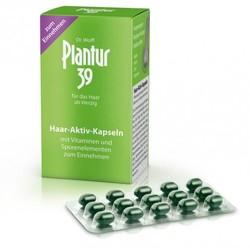 Plantur 39 Cápsulas sus activos