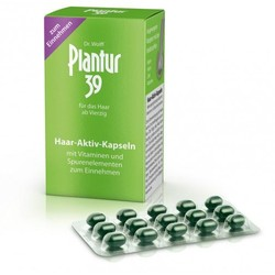 Plantur 39 Haar Aktief Capsules