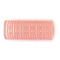 KSF Zelfklevende Rollers 12 Stuks - 25mm - Roze
