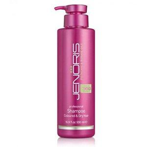 Jenoris Pistachio Shampoo For Colored & Dry Hair