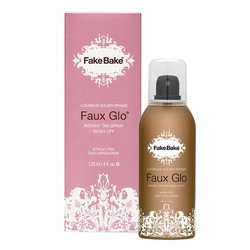 Fake Bake Faux Glo Instant-Tan 120ml Spray