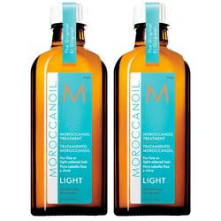 Moroccanoil Trattamento luce 100 ml Duopack