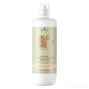 Schwarzkopf Blond Me Crystal Developer 9% 1000ml