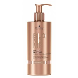 Schwarzkopf Blond Me Keratin Restore Bonding Cleansing Conditioner