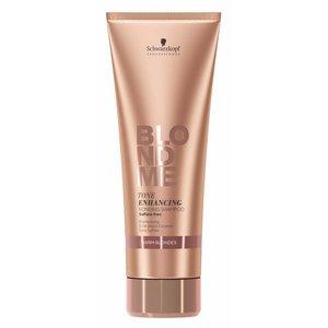 Schwarzkopf Blond Me Tone Enhancing Bonding Shampoo Warm Blondes