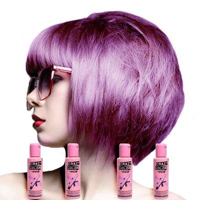 Crazy Color Lavendel 100ml