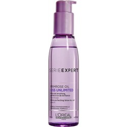 L'Oreal Serie Expert Liss Unlimited Shine Perfecting Blow Dry Oil