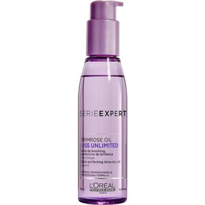L'Oreal Series Expert Liss Unlimited Shine Perfecting Blow Dry Oil