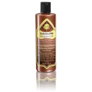 BaByliss Pro Huile d'Argan 350ml Shampooing humidité Réparation