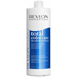Revlon Total de cuidado del color libre de sulfatos 1000ml Champú Anti-Fading