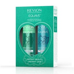 Revlon Equave Volumizing Detangling Kit