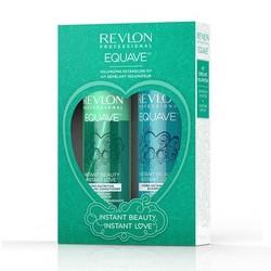 Revlon Kit para dar volumen Equave Detangling
