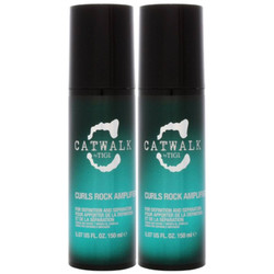 Tigi Curlesque Catwalk Curls Rock Amplifier 2 Pieces