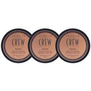 American Crew Pomada 3 Piezas