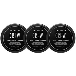 American Crew Heavy Hold Pomade 3 Pieces