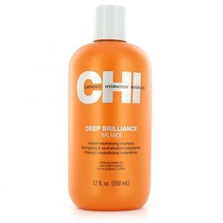 CHI Deep Brilliance Balance Shampoo 350ml