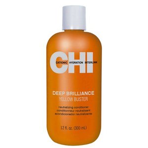 CHI Deep Brilliance Yellow Buster Conditioner 300ml