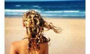 Sun protection Hair