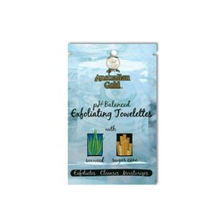 Australian Gold Exfoliating Towelettes