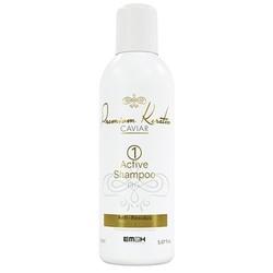 EM2H Premium Keratin Caviar Anti Residus Active Shampoo 150 ml