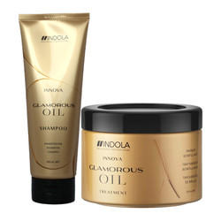Indola Innova Glamorous Oil Duo Pack