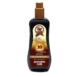 Australian Gold SPF 10 Low protection spray gel 237 ml