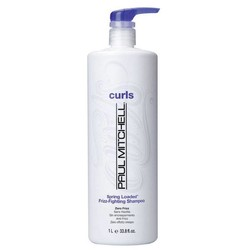 Paul Mitchell Curls Spring Loaded Frizz-Fighting Shampoo, 1000ml