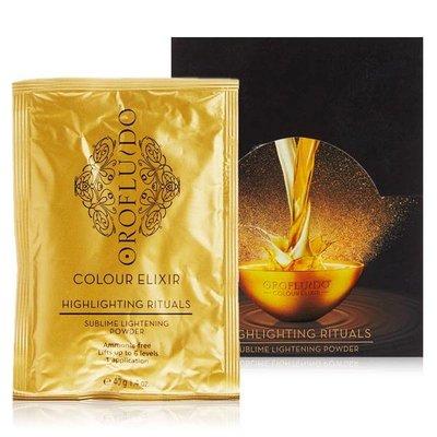 Orofluido 40g Colore Elisir Sublime Lightening Powder