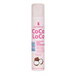 Lee Stafford CoCo LoCo Coconut Dry Shampoo 200 ml