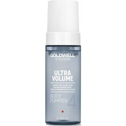Goldwell Ultra Volume Body Pumper Densifying Pump Foam