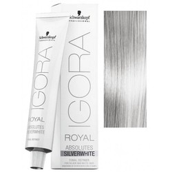 Schwarzkopf Igora Royal Absolutes Silverwhite - Copy