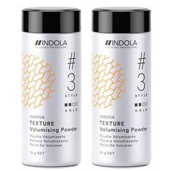 Indola Innova Textura Volumising Polvo Duopack