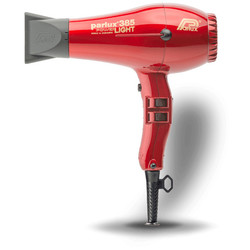 Parlux 385 Power Light Haardroger Rood