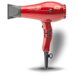 Parlux 385 Power Light Hairdryer Red