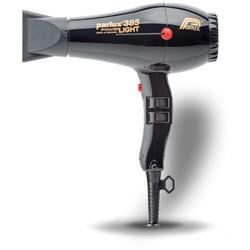 Parlux 385 PowerLight Secador de pelo Negro